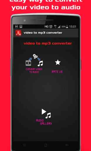 Video tube to audio Mp3 1