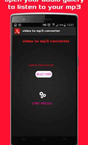 Video tube to audio Mp3 2