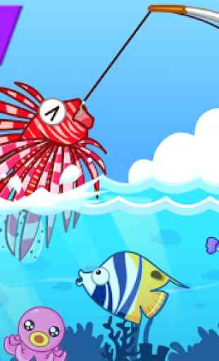 Happy Fishing: game for kids 1