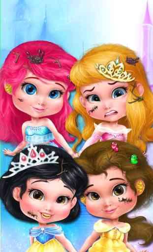 Princess Makeover: Girls Games 2