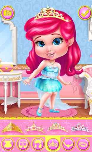 Princess Makeover: Girls Games 3