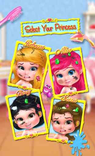 Princess Makeover: Girls Games 4