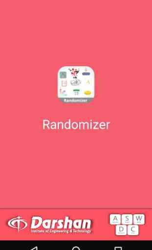 Randomizer 1