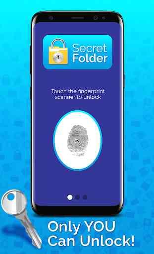 Top Secret Folder Lock – Best File Locker & Hider 1