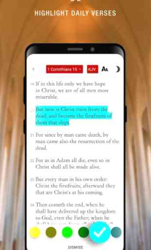 YouVersion Bible App, Light Bible,KJV Bible Verses 3