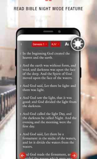 YouVersion Bible App, Light Bible,KJV Bible Verses 4