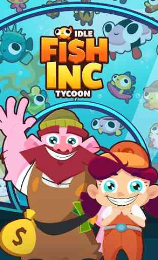 Idle Fish Inc: Aquarium Manager Simulator 1