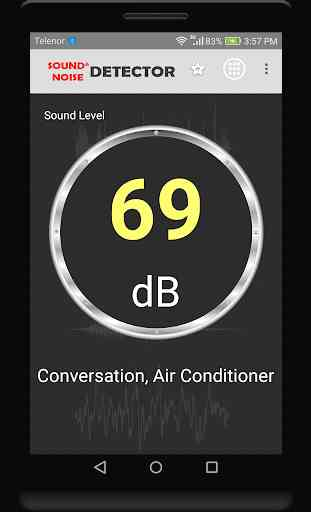 Sound and Noise Detector 3