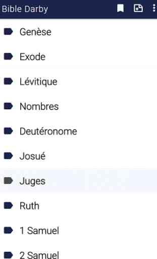 Bible Darby en français 2