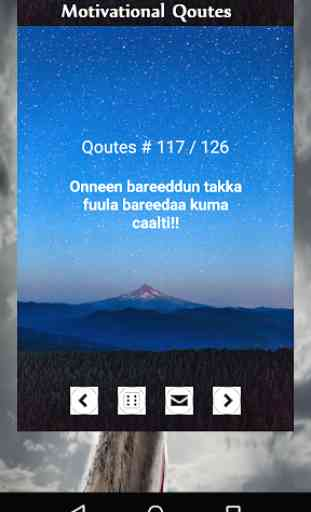 Iccitii milkaa'inaa - Oromo Motivational Qoutes 3