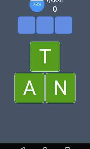 Qubee Afaan Oromoo Puzzle - Oromo Game 3
