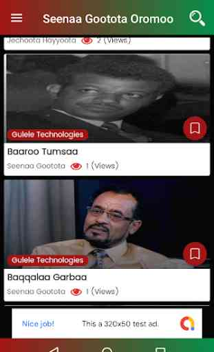 Seenaa Gootota Oromoo - Oromo Freedom Fighters 3