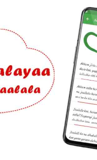 Xalayaa Jaalala - Afan Oromo Love Letters 4