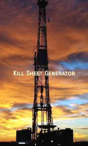 Kill Sheet Generator 1