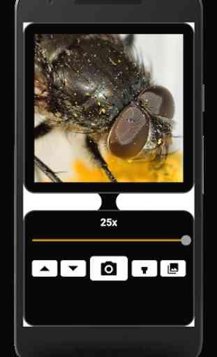 Microscope - 25x UHD Digital Electron Microscope 1