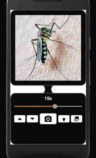 Microscope - 25x UHD Digital Electron Microscope 3