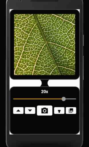Microscope - 25x UHD Digital Electron Microscope 4
