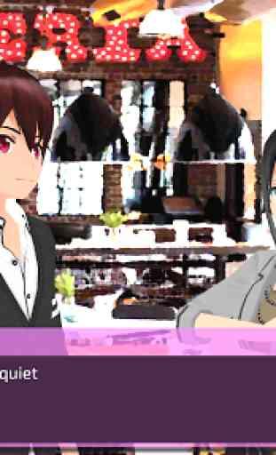 Beating Together - Visual Novel 4