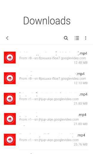 Video downloader master - Download for insta & fb 3