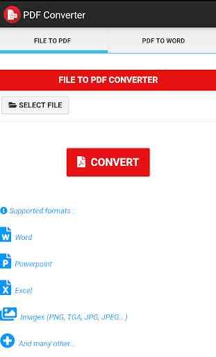 File and PDF Converter 3