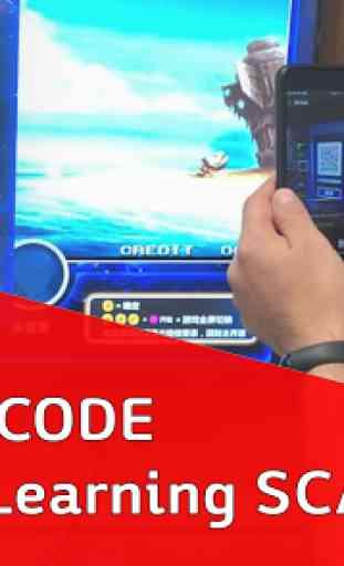 QR Scanner : Free QR code reader & Barcode scanner 1