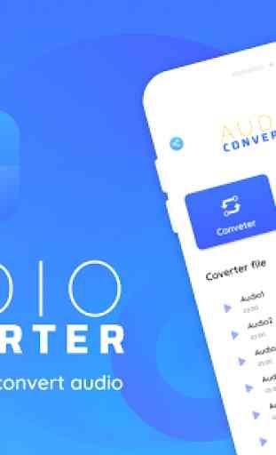 Audio Converter – Audio Format Converter 1