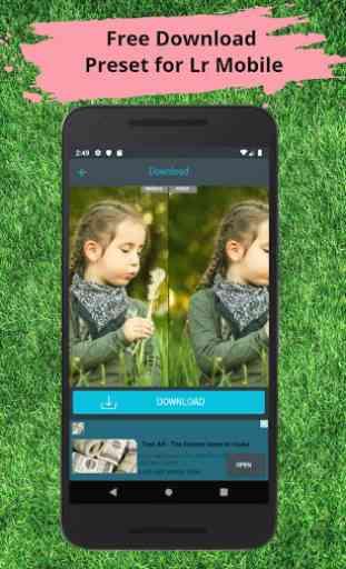 lightroom mobile presets free download dng 4