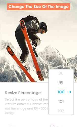 The image converter & Resize image - Photo resize 3