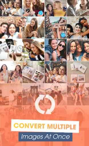 The image converter & Resize image - Photo resize 4