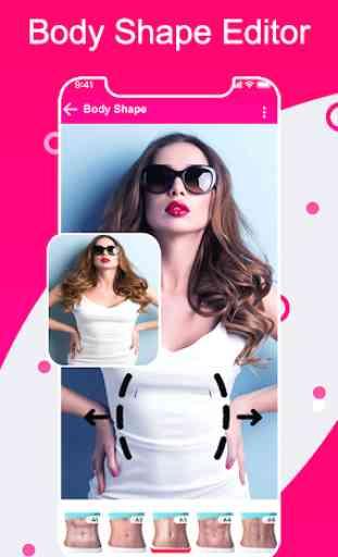 Girl Body Shape Photo Editor : Body Curve Effects 4