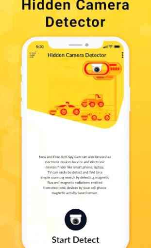 Hidden Camera Detector - CCTV Finder image 2