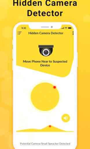 Hidden Camera Detector - CCTV Finder image 3