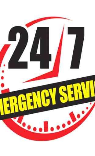 24/7 Affordable Roadside Assistance 2