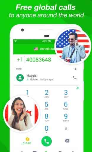 Call Free : Free Call & Free Text 1