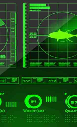 Sonar Fish Finder - Fish Deeper : Simulator 2