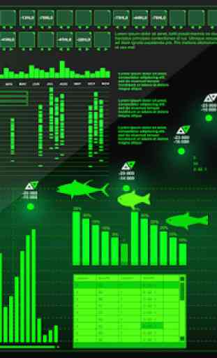 Sonar Fish Finder - Fish Deeper : Simulator 3