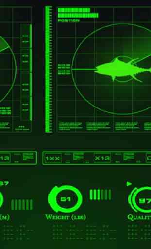 Sonar Fish Finder : Fish Tracker Deeper Simulator 1