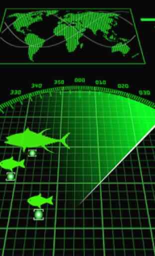 Sonar Fish Finder : Fish Tracker Deeper Simulator 2