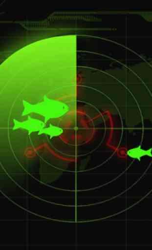 Sonar Fish Finder : Fish Tracker Deeper Simulator 3