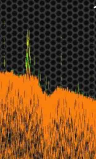 XFishFinder sonar fish finder 2