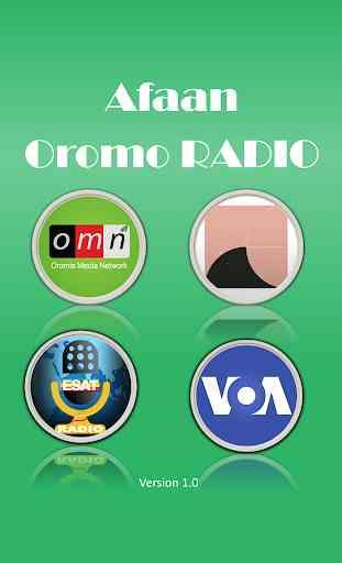 Afaan Oromo Radio 1