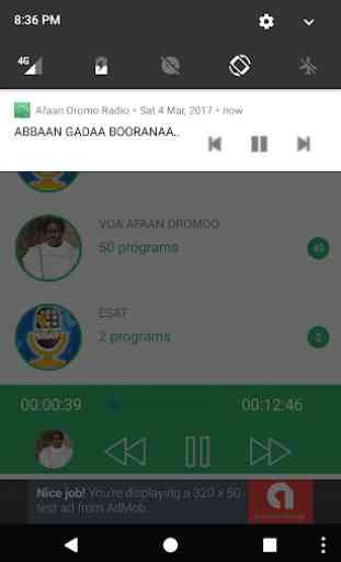 Afaan Oromo Radio 3