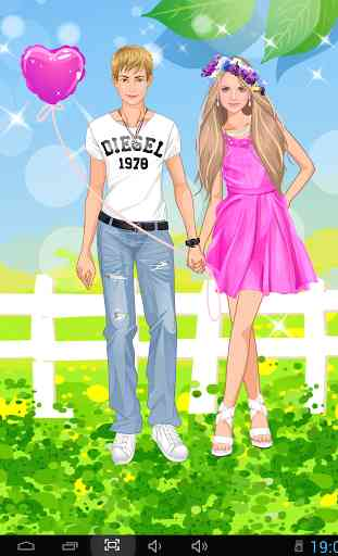 Couples Dress Up Games 4