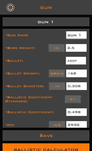 Horus Ballistics 3