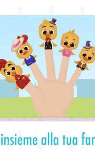 The Finger Family Song 1