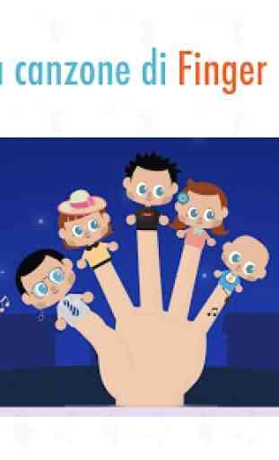 The Finger Family Song 4