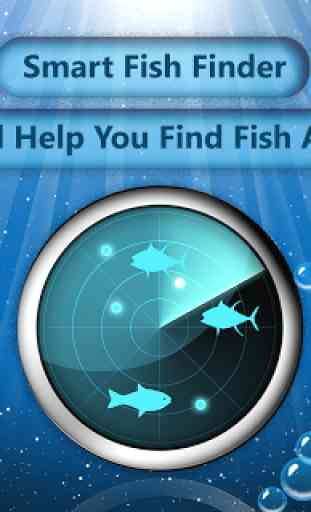 Fish SonarPhone - Deeper fish Locator Simulator 1
