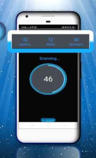 Fish SonarPhone - Deeper fish Locator Simulator 4
