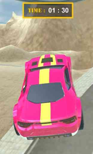 Real Theft Car Sky Auto Stunt 1