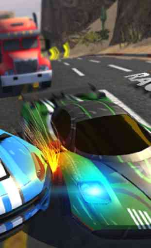 Speed Car Fast Racing 3